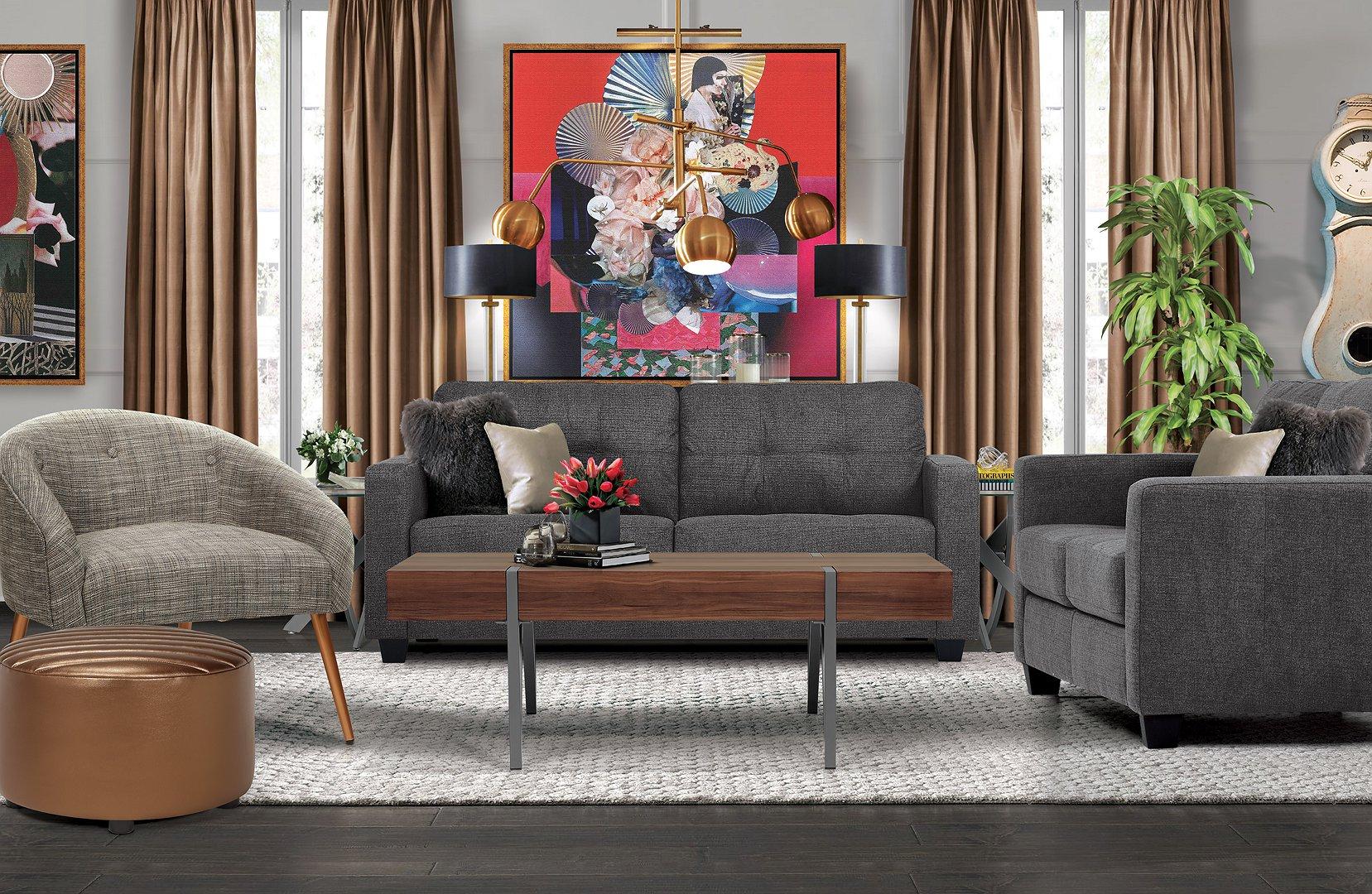 Inspirations Tribeca Living Room 2